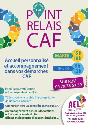 Point Relais CAF