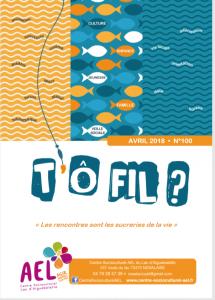 TOFIL n°100 - Avril 2018
